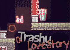 A Trashy Love Story game