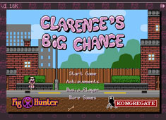 Clarences Big Chance game