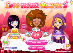Love Tester Deluxe 2 game